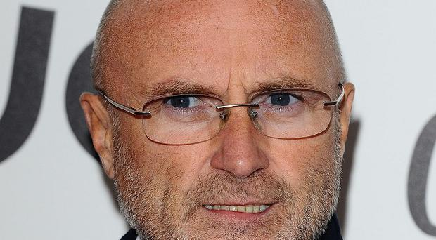 Phil Collins is writing songs again