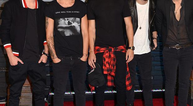 One Direction admitted that there were spats between members of the boyband