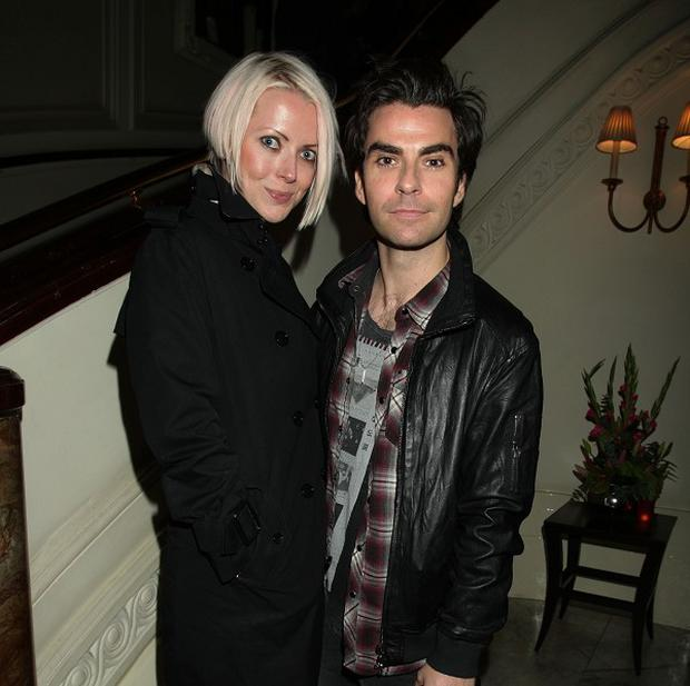 Kelly Jones and Jakki Healy have tied the knot in Ireland