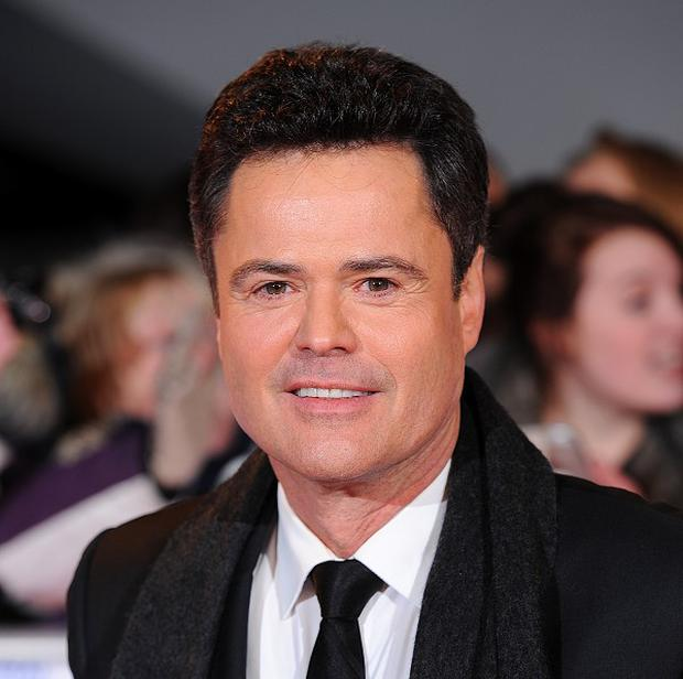 Donny Osmond has offered advice to Justin Bieber