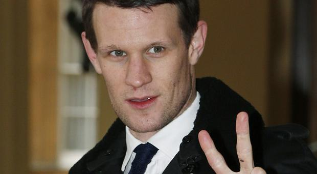 Matt Smith wowed the audience on the first night of a new musical stage adaptation of American Psycho