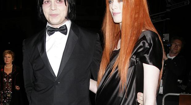 Jack White and Karen Elson married eight years ago