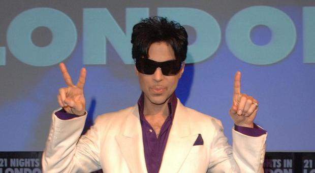 Prince is going to make a guest appearance on New Girl