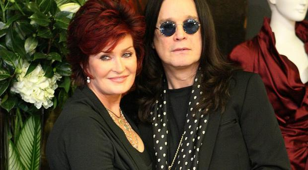 Sharon Osbourne said she and husband Ozzy had undergone couples counselling
