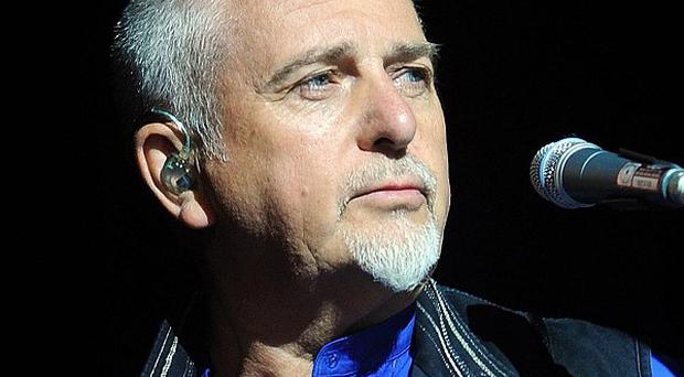 Peter Gabriel will be inducted into the Rock and Roll Hall of Fame