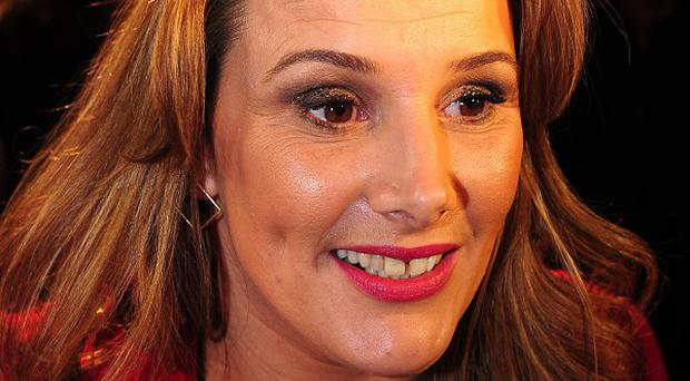 X Factor finalist Sam Bailey looks set for a Christmas chart-topper with Skyscraper