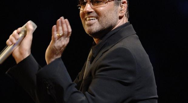 George Michael is not announcing his retirement