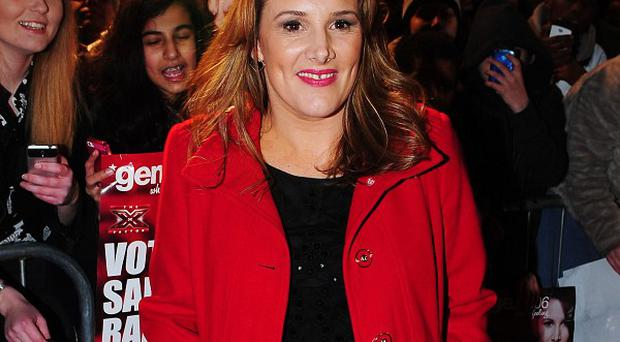 Sam Bailey looks set for chart success