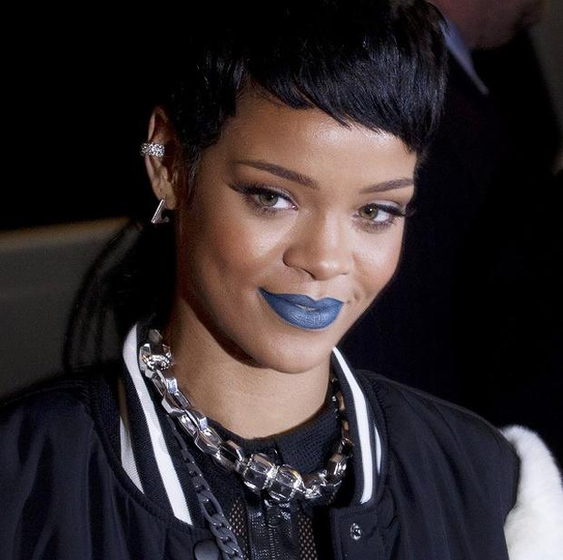 Rihanna previously launched her own rashion range for River Island
