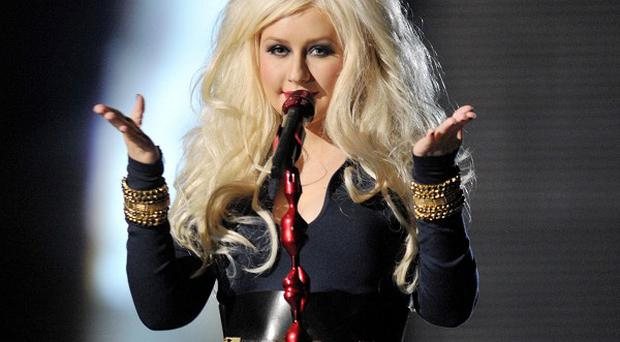 Christina Aguilera has duetted with Lady Gaga for The Voice US