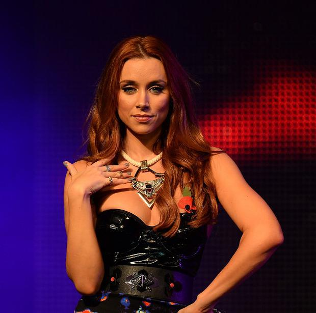Una Foden says The Saturdays want to tour at the end of 2014