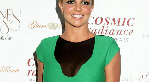 Britney Spears revealed she suffers from extreme shyness