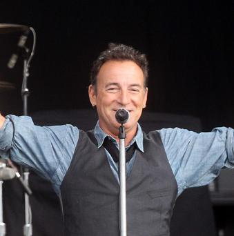 Bruce Springsteen album tracks were released on Amazon