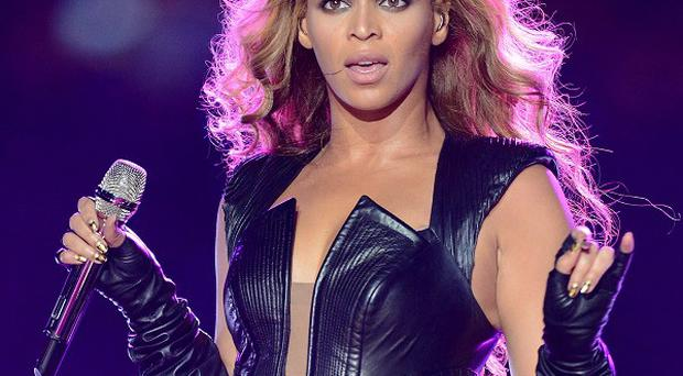Beyonce had more than enough songs to choose from for her latest album