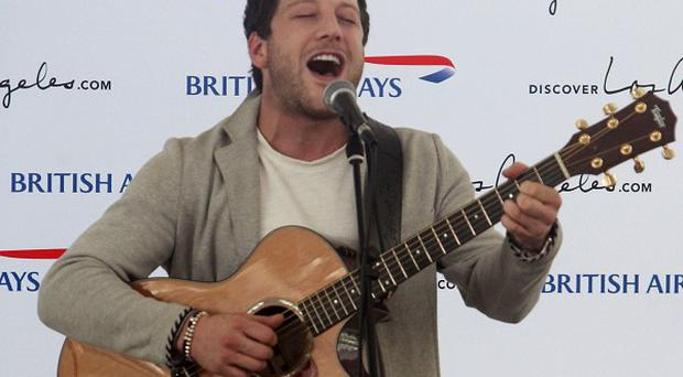 Matt Cardle has thanked fans for their support over him entering rehab