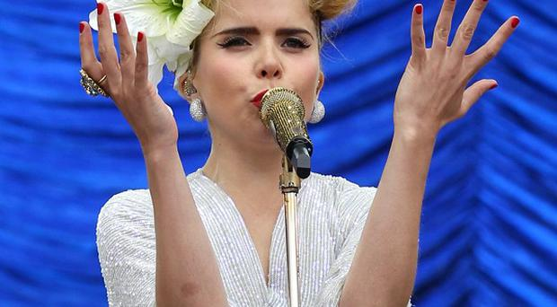 Paloma Faith wants her new album to be perfect
