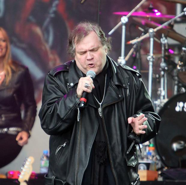 Meat Loaf is taking up another Las Vegas residency