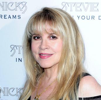 Stevie Nicks has said she isn't worried about bandmate John McVie