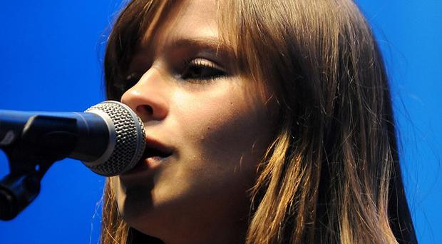 Gabrielle Aplin has gained many fans from views on YouTube