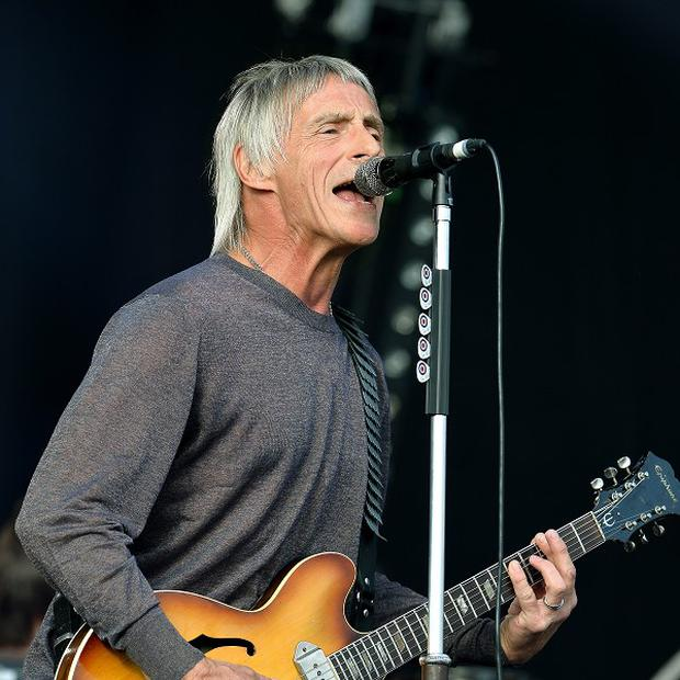 Paul Weller is to perform five forest shows this summer