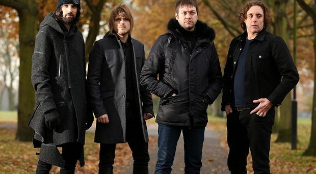 Kasabian are reported to be closing Glastonbury this year