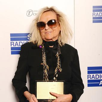Annie Nightingale is helping to celebrate International Women's Day