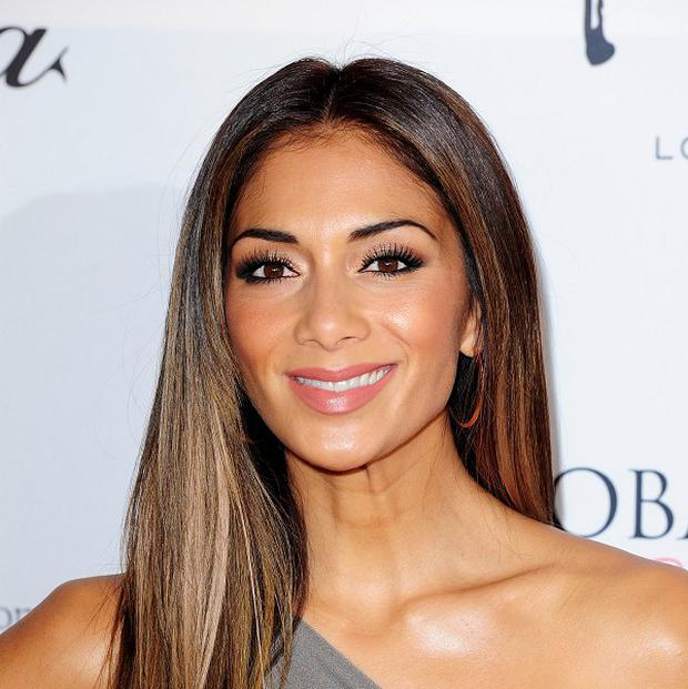 Nicole Scherzinger is recording new music