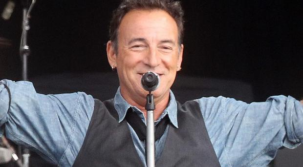 Bruce Springsteen says he is a Kanye West fan
