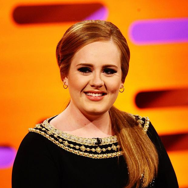 Adele could be touring again next year
