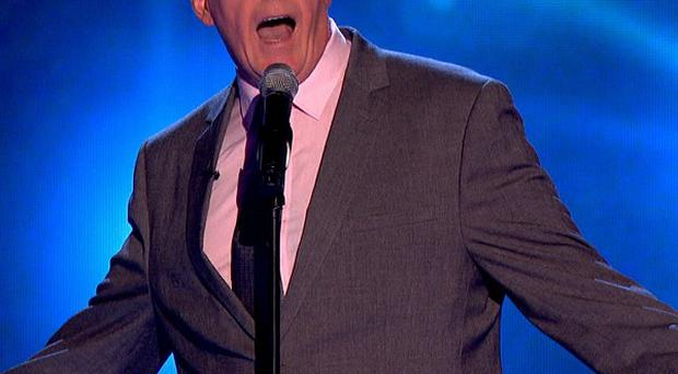 Bob Blakeley was turned down by the coaches on The Voice
