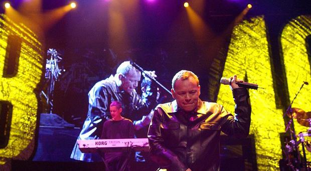 UB40 members are at odds over the band's name