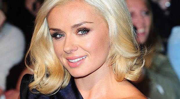 Katherine Jenkins was made an OBE in the Queen's New Year Honours list