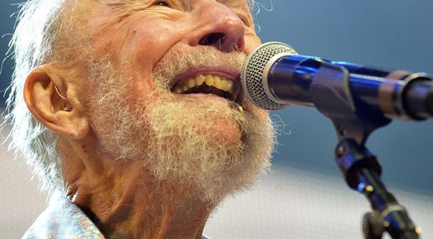 Folk singer and activist Pete Seeger has died at the age of 94