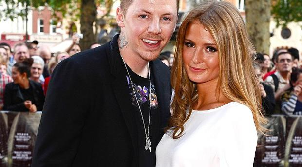 Professor Green and Millie Mackintosh wed in September last year
