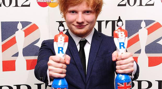 Ed Sheeran had to pull out of the last Teenage Cancer Trust gig