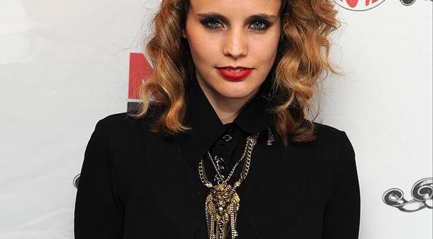 Anna Calvi is currently touring