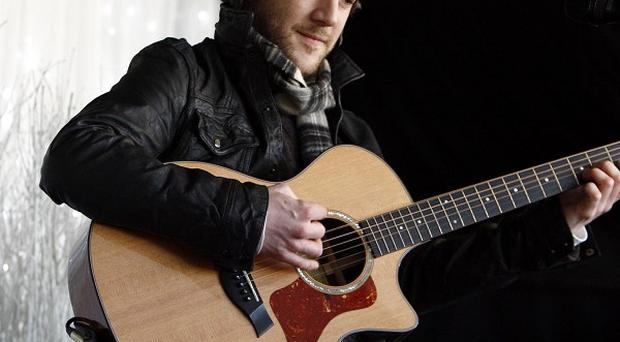 Matt Cardle checked into a clinic after breaking down in front of his family on Boxing Day due to his addiction to alcohol and prescription drugs
