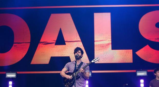 Foals have been added as headliners for this summer's Bestival