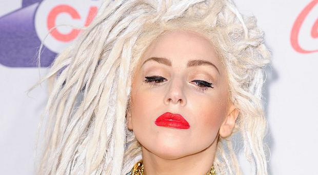 Lady Gaga said she felt let down by people she trusted