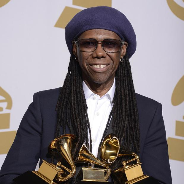 Nile Rodgers worked with Madonna in the 80s