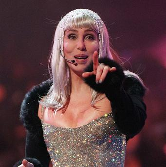 Cher says record label bosses don't care about her new album