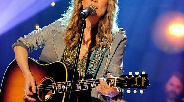 Sheryl Crow is mum to two adopted sons