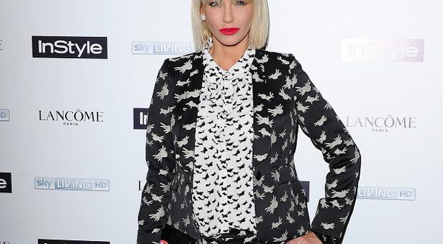 Sarah Harding is planning solo material
