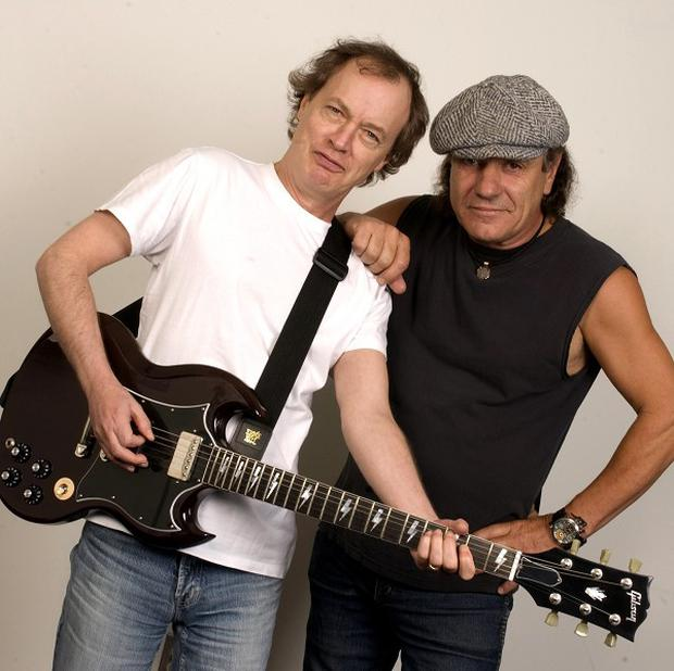 AC/DC are going on a 40th anniversary tour