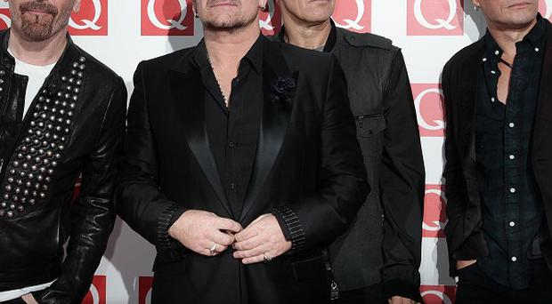 U2 are taking it slowly for their new album