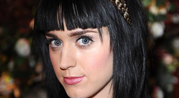 Katy Perry was named Elle woman of the year