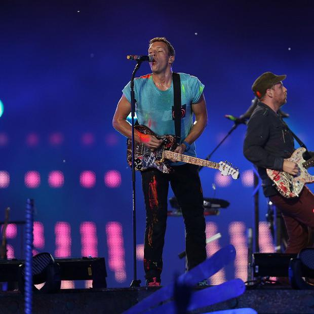 Coldplay will perform at the US iTunes festival