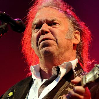 Neil Young's first memoir, Waging Heavy Peace, was a best-seller published in 2012