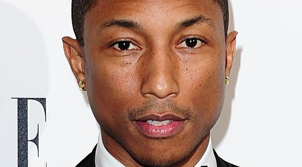Pharrell Williams will perform at this year's T in the Park music festival