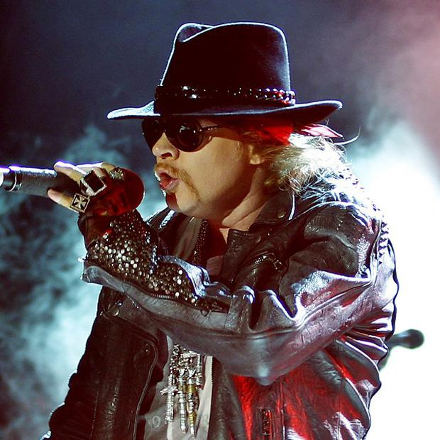 Guns N' Roses will perform at the Revolver Golden Gods Awards